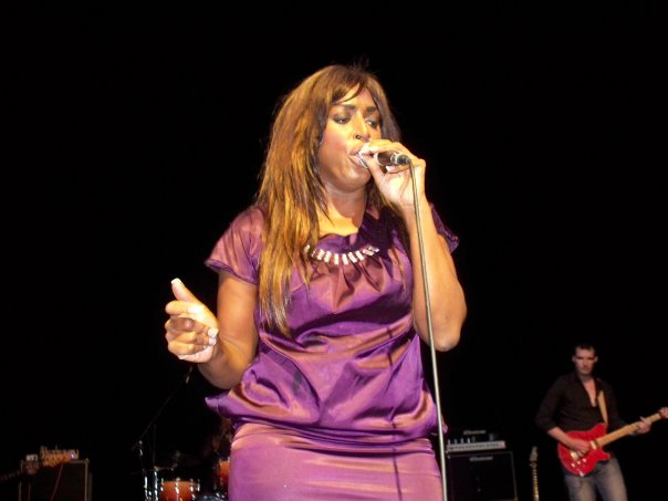 Mica Paris 2009