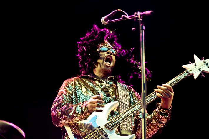 Bootsy Collins - Part 1 2011