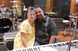 Corine and George Duke