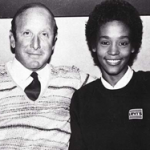 Clive Davis & Whitney Houston