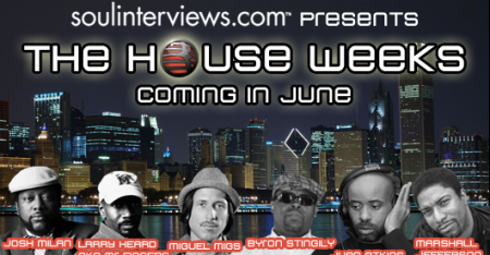 The House Weeks coming in June!