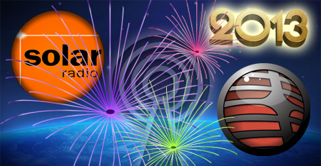 Solar Radio New Year Edition