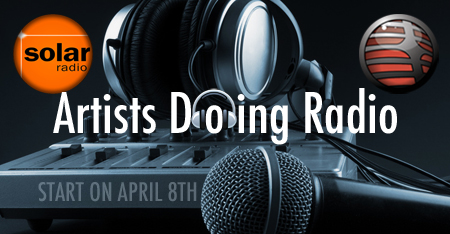 "NEW FEATURE – ""Artists Doing Radio"""