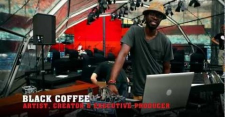 "Black Coffee: ""Africa Rising – Behind The Scenes"""